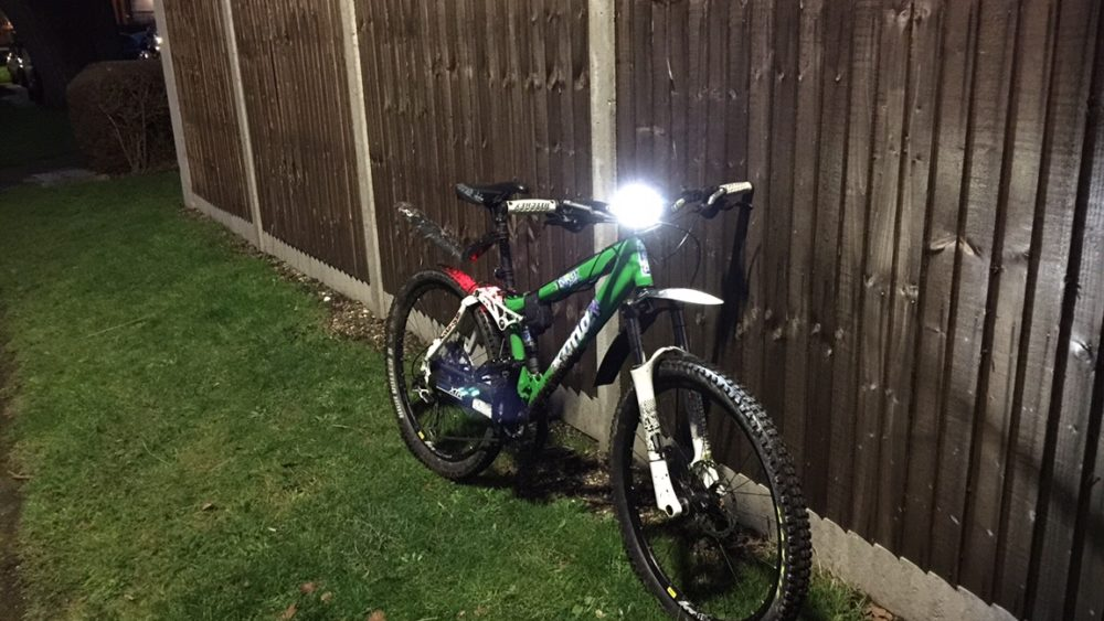 Cycle Lights Are Compulsory in the UK
